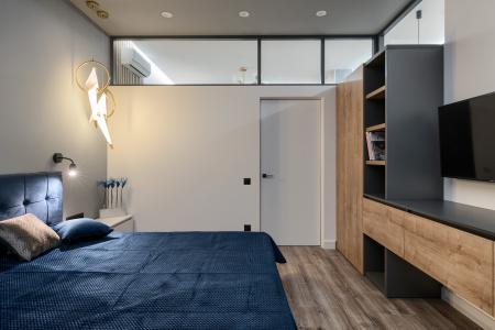 Реализация дизайн проекта квартиры в ЖК Аристократ (ФОТО)