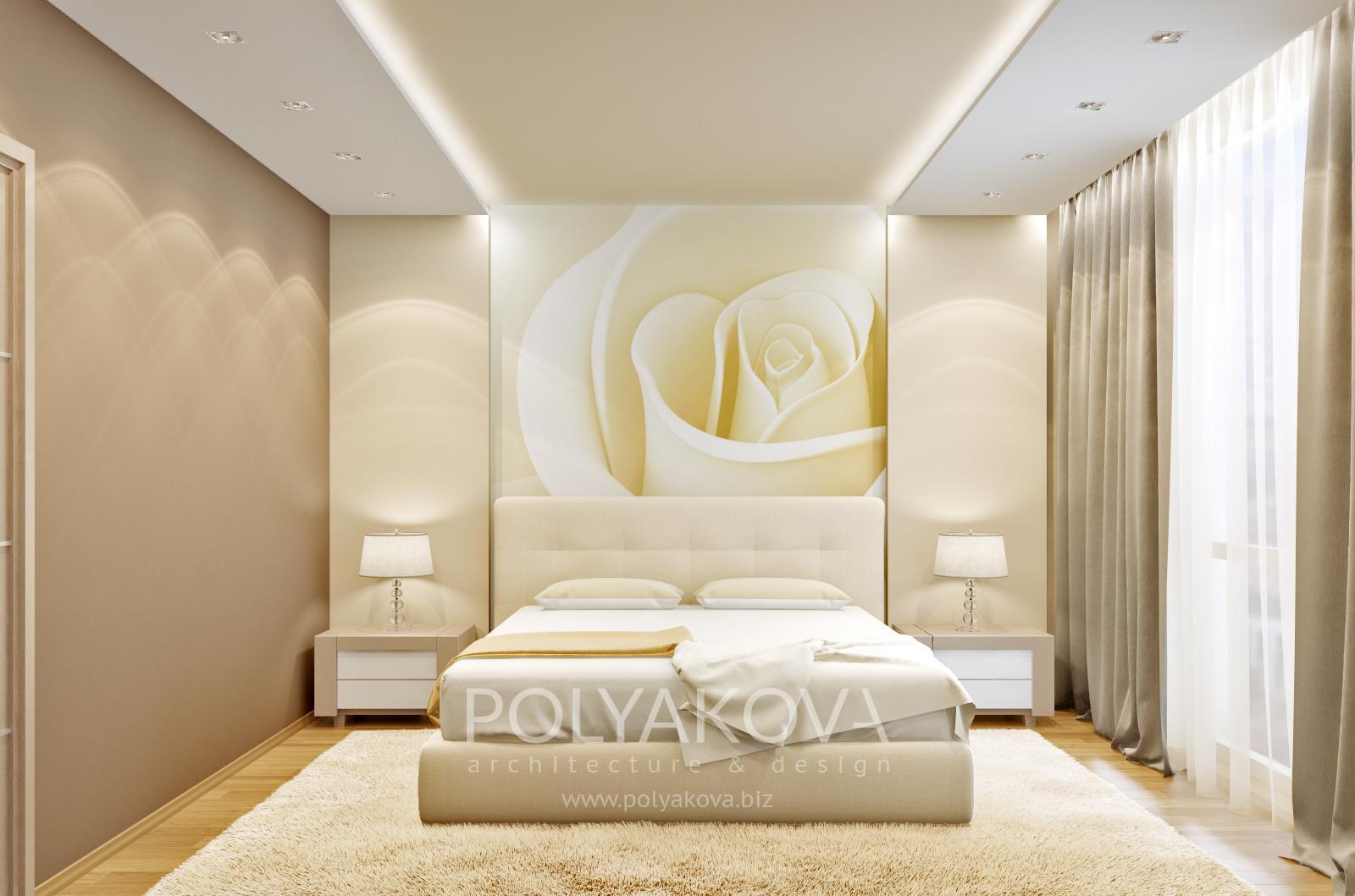Спальни дизайн и интерьер