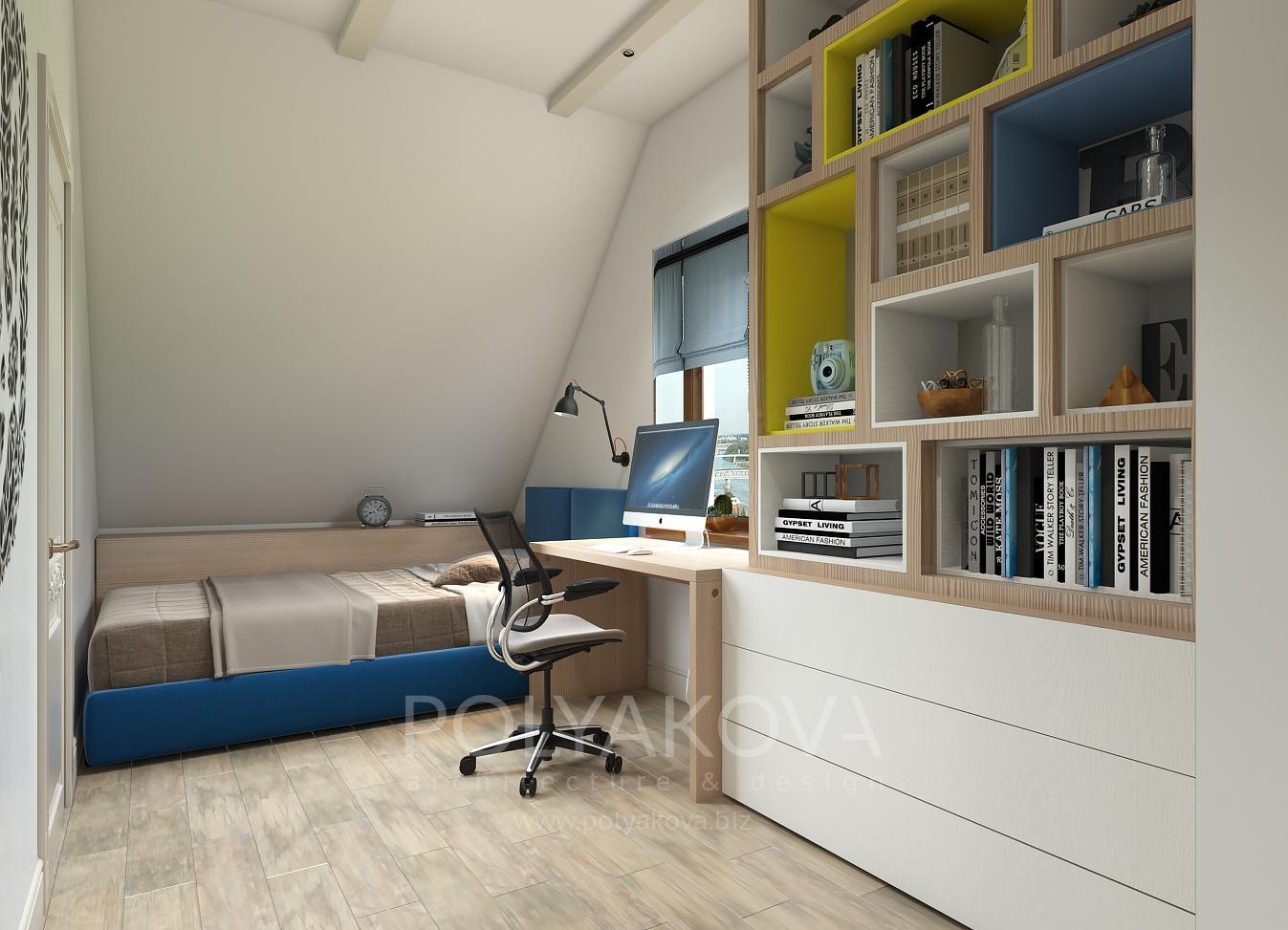 дизайн интерьера детской комнаты для мальчика комната для подростка