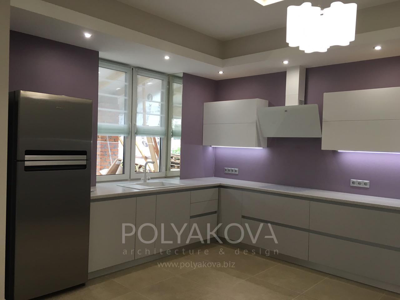 дизайн кухни в частном доме дизайн интерьера кухонь в доме фото